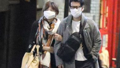 Photo of 山口智子 唐沢と誕生日デート|au Webポータル芸能ニュース