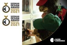 Photo of 【2冠獲得】「GERMAN DESIGN AWARD 2021」を、ベア・ブランディングが受賞!:時事ドットコム