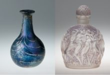 Photo of 「香りの器 展」パナソニック汐留美術館で – ラリックほか、古今東西の香油瓶&香水瓶など約240点 – ファッションプレス