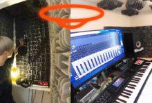 Photo of 200万くらいの音楽機材とスタジオとハゲ