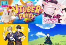 Photo of 「VTuber Fall Guys Party」開催「クラフトピア」VRM形式MOD登場【週間VTuberニュースまとめ】 | Mogura VR