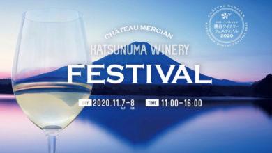 Photo of 日本ワインの新たな楽しみ方を提案するイベント「シャトー・メルシャン 勝沼ワイナリーフェスティバル 2020」開催|@DIME アットダイム