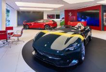 Photo of 【フェラーリの世界へ】国内ショールーム、最新CIの導入続く コーンズ大阪がリニューアル | AUTOCAR JAPAN