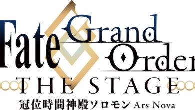 Photo of 「Fate/Grand Order THE STAGE -冠位時間神殿ソロモン-」東京公演<プレビュー>開幕。千秋楽公演のライブ・ビューイング、ライブ配信&Blu-ray&DVDの発売も決定!