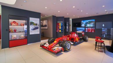 Photo of フェラーリの最新CIを導入 「コーンズ 大阪ショールーム」10/23(金)リニューアルオープン:時事ドットコム