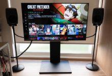 Photo of 5.5畳に55型テレビはアリなのか?(2) ゲーム画質と映画館っぽさに満足 – Impress Watch