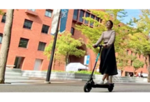 Photo of 日本初! 大学構内での電動キックボードの有償シェアリングサービスを近畿大学で開始 11月19日(木)に在学生対象の試乗イベントを開催 | 近畿大学