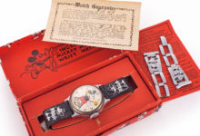 Photo of ひょんなことから発見された、1930年代のミッキーウオッチ! | Watch LIFE NEWS|ウオッチライフを楽しむ時計総合ニュースサイト