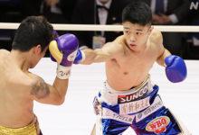 Photo of 中谷潤人 KO勝ちで世界王者に WBOフライ級 ボクシング   ボクシング