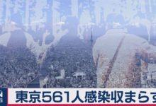 Photo of 東京561人感染収まらず 時短要請も始まる(2020年11月28日)