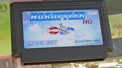 Photo of ファミコン向けの新作同人ゲーム「HARATYLER HG」が入荷、3日から店頭販売 – AKIBA PC Hotline!