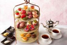 Photo of 「ストロベリーアフタヌーンティー」シャングリ・ラ ホテル 東京で、苺ムース&抹茶チーズケーキなど – ファッションプレス