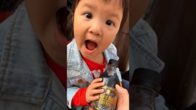 Photo of 3歲 Doreen 東京自由行 Part II – 東京鐵塔 吃牛角燒肉 逛手創館Tokyu hands (Liquid Floor 展示) 逛秋葉原Yodobashi camera 走到哪睡到哪