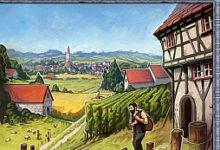 Photo of ボードゲーム「ハラータウ」が発売。ウヴェ・ローゼンベルクによる新作ワーカープレイスメント