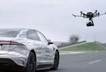Photo of 【速報】ソニーがαシリーズを搭載可能なドローン「Airpeak」を「CES 2021」で発表 「VISION-S」を空撮した映像も公開   ロボスタ