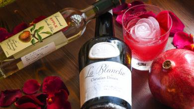 Photo of 食べられる花屋EDIBLE GARDENとフルーツブランデー専門のBAR B&Fが食用バラをつかったカクテルでコラボレーション「バラ香るジャックローズ」の提供を開始:時事ドットコム