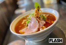 Photo of 麺テロリストまろの「GoToラーメン」驚きの牛ラーメン5品 | Smart FLASH/スマフラ[光文社週刊誌]