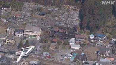 Photo of 東京 青梅の火災 午後4時半前に鎮火 9万平方メートル超が焼失 | NHKニュース