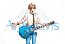 Photo of エピフォンから、『BanG Dream!(バンドリ!)』発のボーイズバンドプロジェクト『ARGONAVIS from BanG Dream!』のギタリスト五稜結人のシグネチャー・モデル発売開始!