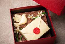 Photo of 【ザ・プリンスギャラリー 東京紀尾井町 】Love Letterをチョコレートのアートで表現したホワイトデースイーツ「Send Love」を販売