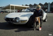 Photo of 今後カスタムカーの世界はどうなる?と清水和夫に聞いてみた。「パーツづくりにはIT技術を駆使、世界のカーショーはバーチャルがデフォルトに!」【東京オートサロン2021】 | clicccar.com