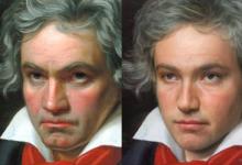 Photo of AIで歴史上の人物をリアルに再現!ワシントン大統領「髪の毛のことは謝るよ」ベートーヴェンの姿も   Ledge.ai