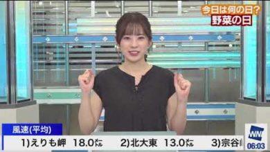 Photo of 高山奈々 野菜の日(20/08/31)月