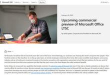Photo of Office 2021と日本市場の間から見えるもの(ITmedia PC USER) – Yahoo!ニュース