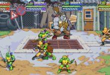 Photo of ベルトスクロールACT『Teenage Mutant Ninja Turtles: Shredder's Revenge』発表。ミュータントタートルズがドット絵で大暴れ