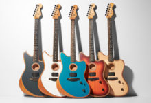 Photo of フェンダー、アコギとエレキが融合した次世代ギターの最新モデル「AMERICAN ACOUSTASONIC JAZZMASTER」を発売開始(Rolling Stone Japan)