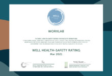 Photo of パナソニック東京汐留ビル ライブオフィス「worXlab(ワークスラボ)」WELL Heath-Safety Rating取得|パナソニックのプレスリリース