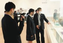 Photo of 幻の戦闘機と学校の歴史探る 「秋水」実験場だった長野の高校生 横須賀で取材、映像に:東京新聞 TOKYO Web