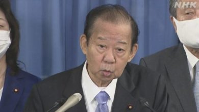 "Photo of 自民 二階幹事長 東京五輪 ""感染状況深刻なら中止も選択肢"" | オリンピック・パラリンピック"
