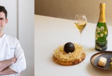 Photo of 最新ヴィンテージ 「ペリエ ジュエ ベル エポック 2013」をグラスでも愉しめる、パレスホテル東京 6階 フランス料理「エステール」