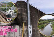 Photo of わずかに残る「京王御陵線」の遺構と立派な参道や橋に驚く!   GetNavi web ゲットナビ