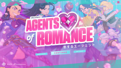 Photo of 『VALORANT』の恋愛シミュレーションゲーム 『VALORANT: Agents of Romance -恋するエージェント-』が2021年に発売!【エイプリルフール】