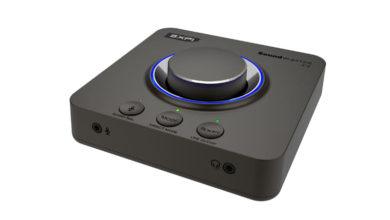 Photo of ゲーム機との接続性が進化したUSB DAC「Sound Blaster X4」(Impress Watch)