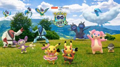 """Photo of 『ポケモンGO』""""Pokémon GO Fest 2021""""のイベント詳細が公開。特別な衣装を身にまとったポケモンや、本イベントで初登場となる色違いポケモンが現れる! – ファミ通.com"""