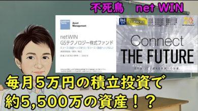 Photo of 【net WIN アップデート】net WIN GSテクノロジー株式ファンド 「テーマ型ファンド」と言えど、目を瞑ってでも買っていい!! 谷口メモ 2020/10/11