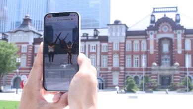 Photo of スマホを持って、いざ東京のまち歩きへ! ARでアートを楽しみ、歴史も学べる東京ビエンナーレ – ITをもっと身近に。ソフトバンクニュース