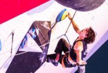 Photo of リードワールドカップ第3戦シャモニー谷井菜月が5位入賞 | 山と溪谷社のクライミング・ボルダリング総合サイト CLIMBING-net クライミングネット