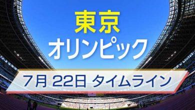 Photo of 東京オリンピック 7月22日 サッカー男子 日本は初戦に勝利 | NHKニュース