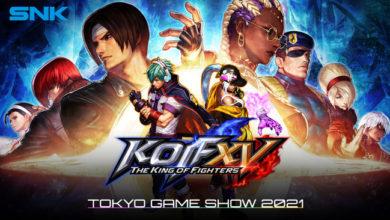 Photo of 新作格闘ゲーム『THE KING OF FIGHTERS XV』、「東京ゲームショウ 2021 オンライン」に出展決定!ここだけの最新情報を発信!
