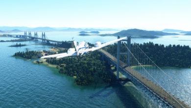 Photo of PC「Microsoft Flight Simulator」日本語パッケージ版が11月19日に発売!日本語マニュアルとキーボード操作ポスターも付属|ゲーム情報サイト Gamer