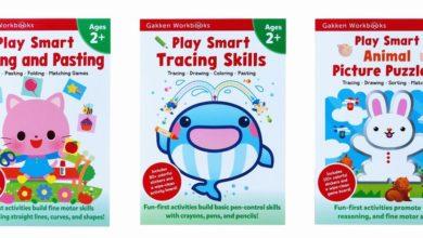 Photo of 海外で大人気の英語版学研の幼児向けワークブック『Play Smart Workbooks』が、コストコオンラインで日本正式販売開始! |株式会社 学研ホールディングスのプレスリリース