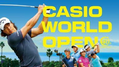 Photo of 第40回「カシオワールドオープン ゴルフトーナメント」 有観客開催のお知らせ|カシオ計算機株式会社のプレスリリース